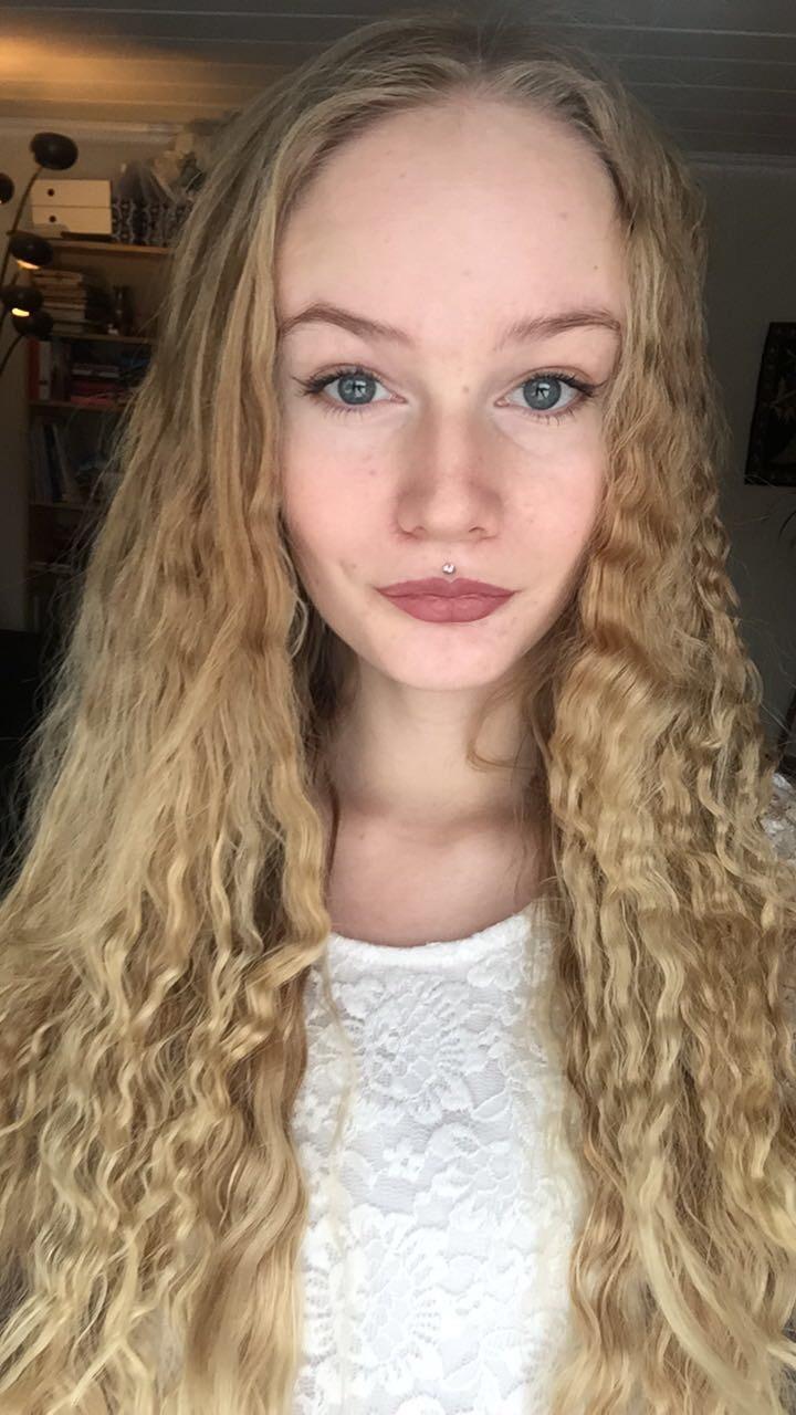 naturlig sex rött hår